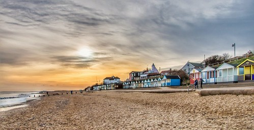 Southwold Beach