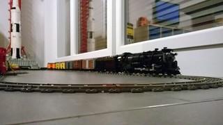 Madame Queen 15 cars train