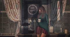 Great attitude is like a perfect cup of coffee. Don't start your day without it.. (Neda Andel ~SLooK4U Blog) Tags: coffee quote secondlife sl whatnext virtual photoshop photomanipulation good morning fashion blogging season decor home