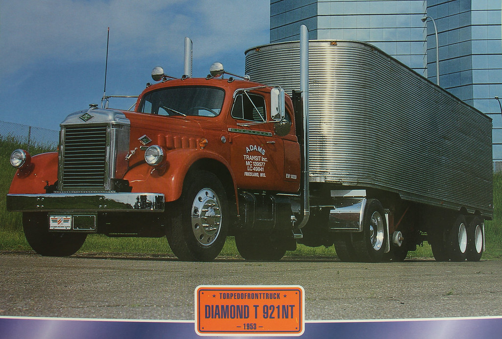 Diamond Trucking - a-k-b info