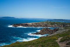 Paseo de Torre de Hércules (Garimba Rekords) Tags: costa de mar coruña torre paisaje galicia caracola hércules