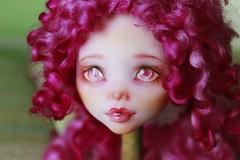 MH (smileidiote1) Tags: monster high doll ooak monsterhigh draculaura mattelrepaint