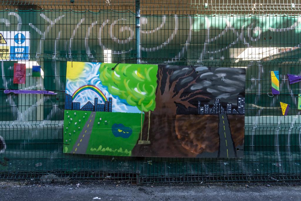 STREET ART [LIMERICK] REF-105094