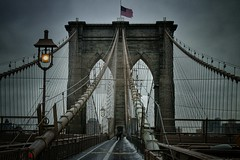 It's getting cold out here (leewoods106) Tags: newyorkcity trip travel bridge blue light red vacation people usa cloud white holiday snow newyork ice lines yellow clouds america canon walking person photography photo holidays photographer cloudy photos cone manhattan flag unitedstatesofamerica ironbridge journey walkway brooklynbridge persons traveling suspensionbridge citycentre traveler thebigapple capitalcity greatcity northernamerica mustseeplaces incredibleplaces canoneosm