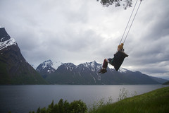 RelaxedPace22881_7D7634 (relaxedpace.com) Tags: norway 7d ropeswing 2015 mikehedge trandal christiangaard sophiewilkie