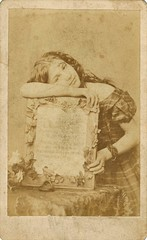 Poem (sctatepdx) Tags: london cdv cartedevisite victoriangirl victoriandress burgwitzcompany