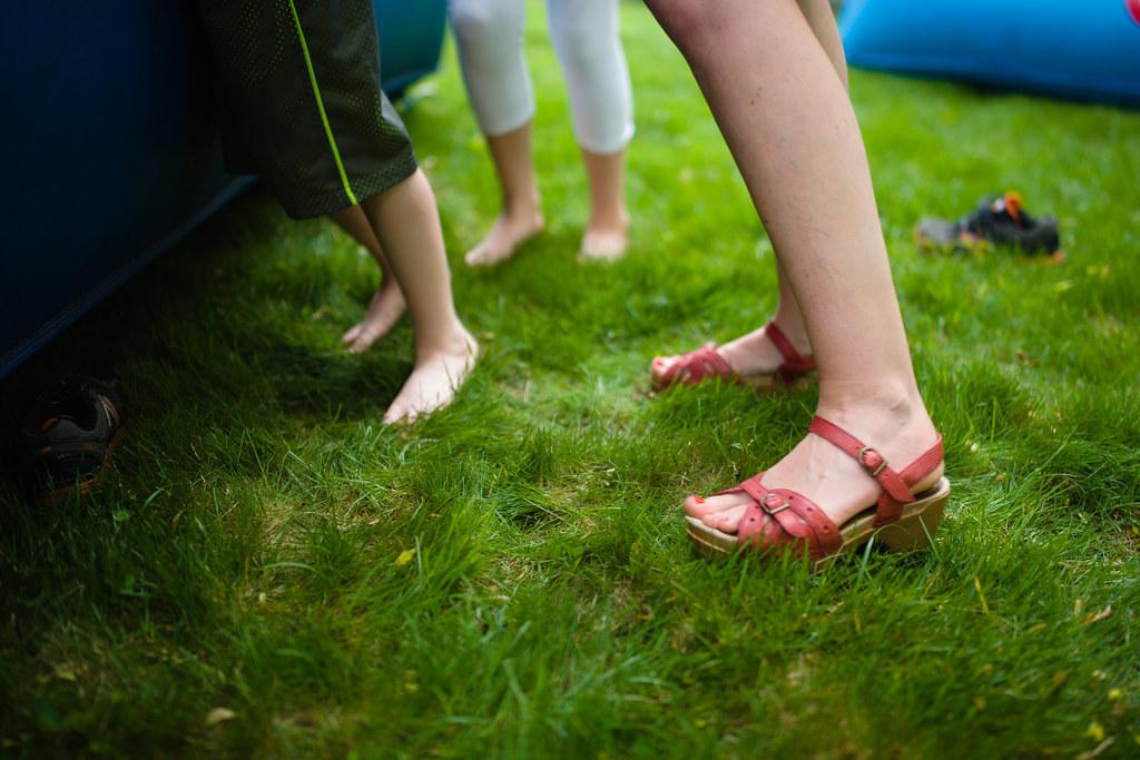 Milf chelsea green toes