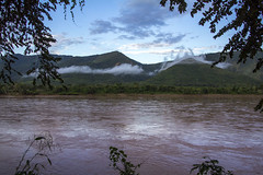 rivier wolken (surinamevakantiehuisje) Tags: peru amazone nevelwoud