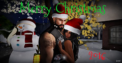 Merry Christmas 2016 (Soulful Moments Photography SL) Tags: merrychristmas secondlifephotography secondlifeavatar secondlifeportrait secondlife sexyman sexywoman sexypeopleofsecondlife snow smowman