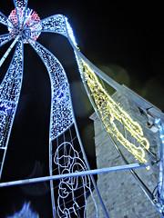 Luces_torre_DSCN3646 (darioalvarez) Tags: luces festivas iluminación lucesnavideñas plazamayor zamora castillayleón españa spain viajes invierno cultura 31dediciembre2015