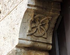 Lucignano d'Arbia - Pieve di San Giovanni Battista (anto_gal) Tags: toscana siena 2016 monteroni arbia lucignano pieve chiesa sangiovanni battista romanico facciata particolare