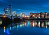 The Blue Hour at Putney (Colin_Evans) Tags: putney dusk evening sunset london thames river riverthames fulham hammersmith bluehour twilight night england uk