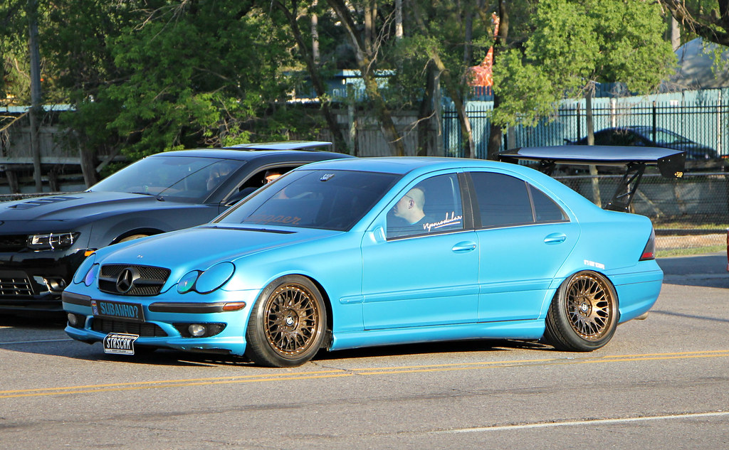 The world 39 s best photos of c230 flickr hive mind for Mercedes benz c230