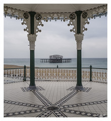 L1110792 (robert.french57) Tags: d68 brighton band bandstand bird birdcage cage sea seascape coast bob robert french 57 leica q east sussex resort pier old