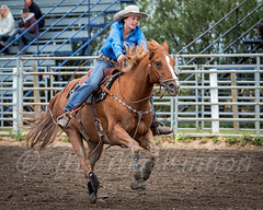 Vulcan Rodeo 2015 (tallhuskymike) Tags: vulcan rodeo fca foothillscowboysassociation horse action cowgirl event outdoors 2015