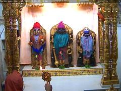 NarNarayan Dev Mangla Darshan on Wed 28 Dec 2016 (bhujmandir) Tags: narnarayan dev nar narayan hari krushna krishna lord maharaj swaminarayan bhagvan bhagwan bhuj mandir temple daily darshan swami mangla