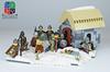 Garheim Huscarls (Cuahchic) Tags: lego landsofroawia vikings huscarls garheim foitsop raid axe sword shield brickforge