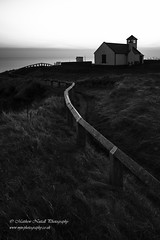 The Watch House (Matthew Nuttall Photography) Tags: architecture blackandwhitephoto blacknwhite blacknwhiteuk building bw bwphoto bwphotography house landscape leefilters mono monochrome necoast necoastline northeast northeastcoast northumberland seatonsluice