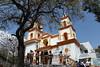 Capilla (alvarGlz) Tags: guerrero mexico chilpancingo church iglesia tree sky people photo photography street streetphotography love flickr canon canonphotos