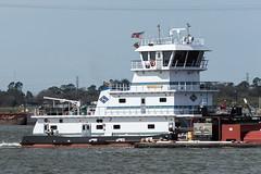 ELOY RIVERA (Matt D. Allen) Tags: tugboat houstonshipchannel shipspotting tugs maritime kirby marine
