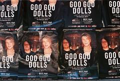 Goo Goo Dolls (35mm) (jcbkk1956) Tags: 50mmf17 posters flyers advertisment band music performance street bangkok thailand minolta xd7 film 35mm fujicolour200 manualfocus analog googoodolls worldtrekker