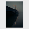 battersea bridge (pete gardner) Tags: batterseabridge fromchelseaembankment chelsea london uk voigtlanderultron 40mmf2 foggyday inlondontown