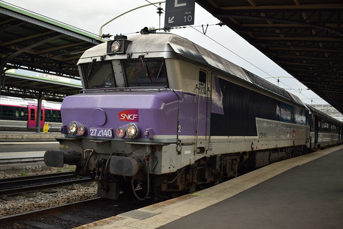 72140 @ Paris Gare de L'Est on 27.4.16
