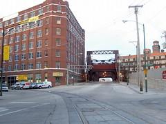 Lumber District P6150692 (jsmatlak) Tags: chicago burlington lumber district railroad freight switching train cermak