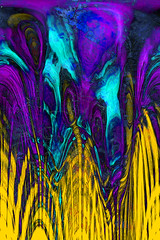 Distrofias (seguicollar) Tags: imagencreativa photomanipulación art arte artecreativo artedigital virginiaseguí abstracción abstracto color amarillo morado distrofias combinado expresionismo
