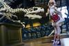 The Library of Bones (Koala Krash) Tags: bones skull dino dinosaurs dinausorus bjd doll balljointdoll balljointeddoll action figure actionfigure dollfie toy japan japanese smartdoll dannychoo ebony mirai koalakrash