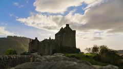 Sco-88 (tom-ak) Tags: scotland royaumeuni gb eilean donan castle uk