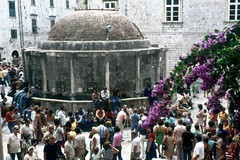 EE1975219 (Andy961) Tags: yugoslavia croatia dubrovnik onofrio fountain fountains