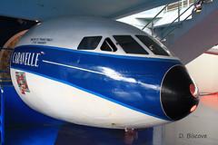 Sud Est SE210 Caravelle III n° 02 ~ F-BHHI (Aero.passion DBC-1) Tags: dbc1 david biscove aeropassion aviation avion plane aircraft musée de lair et lespace airmuseum airspacemuseum museum muséedelair bourget sud est se210 caravelle ~ fbhhi