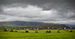 wish (CNorth2) Tags: stone circle field cloudy uk lakedistrict england cumbria outdoor nature mountains wish