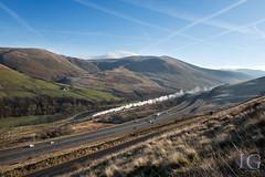 Stanier Jubilee No. 45690 'Leander' - Lune Gorge (Jonathon Gourlay) Tags: