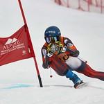 BC Team's Alexander Valentin Lake Louise GS PHOTO CREDIT: Derek Trussler
