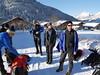 Lawine cursus (Paul Nunatak) Tags: france frankrijk alpen lawine iml outdoor mountain