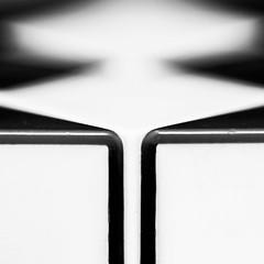 < > (Kate H2011) Tags: 2017 macro ef100mmf28macrousm katehighley macromondays bw blackwhite blackandwhite black white mono square bsquare 500x500 depthoffield indoor abstract symmetry