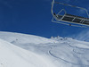 Cloud Nine from the Saddle Basin chairlift - Treble Cone, Wanaka NZ (16.9.2014)