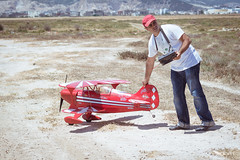 Pitts Special -11- (dominiquekt) Tags: radio nikon tunisia dom tunis sigma spitfire dominique piper rc enit khaled ulm aero avion spartan aircrafts planeur soliman c27j sliman d5200 touel felleli mezri