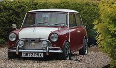 D872 RVX (Nivek.Old.Gold) Tags: auto city austin mini e 1986 1000