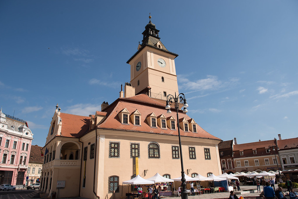 фото: Council House. Brasov