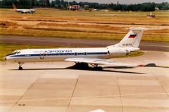 Aeroflot | Tupolev TU-134A-3 | RA-65770 | Dusseldorf International (Dennis HKG) Tags: plane airplane airport aircraft su dusseldorf russian afl tupolev aeroflot planespotting dus tu134 skyteam eddl ra65770