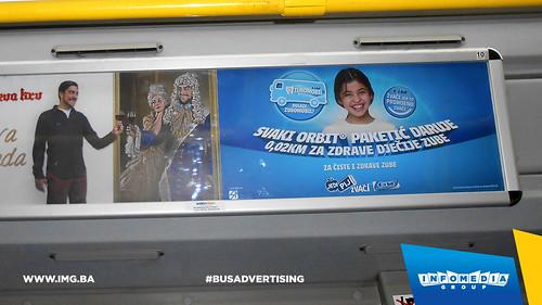 Info Media Group - BUS Indoor Advertising, Orbit 06-2015