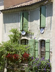 Maison d'un faencier (MBD photographies (Ile de France)) Tags: borderfx