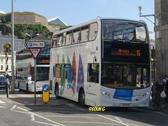 Libertybus 602 (Coco the Jerzee Busman) Tags: uk islands coach pointer nimbus ct solo jersey plus alexander dennis sr dart channel caetano enviro optare plaxton libertybus