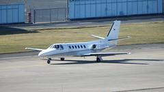 D - CCCF - Cessna 550 Citation II (Digi-Joerg) Tags: d550 cgn klnbonnairport cessna550 internationalerverkehrsflughafen 22072015 ccfaircharter