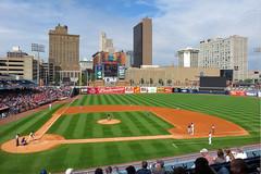 Fifth Third Field (chrisjake1) Tags: ohio baseball stadium toledo ballgame venue ballpark aaa minorleague fifththirdfield internationalleague medhens