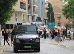 strike (alberto83it) Tags: sevilla spain police protesta espana strike andalusia policia spagna sciopero siviglia