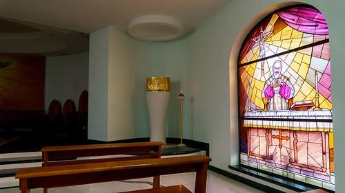 Spirituality Center Chapel